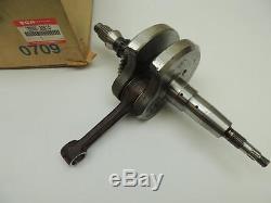 12200-38810 NOS Suzuki Crankshaft LT-A400F W48a