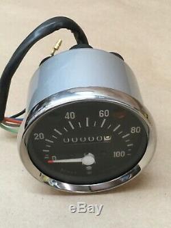 1969 1971 Suzuki As50 Ac50 As100 Ac100 Speedometer Oem Nos 34100-05650