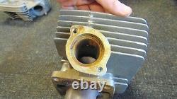 1973 1977 Nos Suzuki Gt380 Left Hand Side Cylinder Barrel 54mm Bore Ury