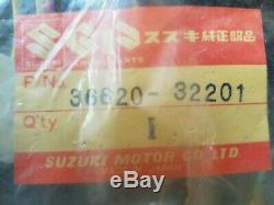 1973-1977 Suzuki TS400 TS 400 Apache NOS Wiring Harness #36620-32201