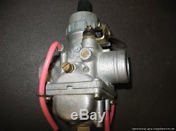 1974-75 Nos Tm100 Carburetor Assembly Suzuki Tm 100 Contender 13200-28651