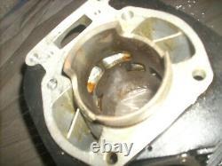 1976 1977 Suzuki RM370 NOS 11210-41200 Cylinder Jug Barrel 11210-14774 NEW