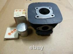 1977 1978 1979 Suzuki Rm80 Cylinder Fresh Bore @ Suzuki Nos Piston Rings