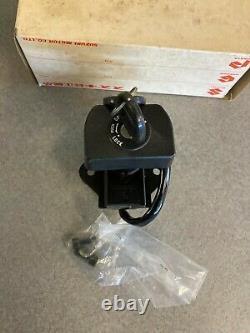 1978 1979 1980 SUZUKI GS1000 GS1000 NOS main ignition key switch 37100-49012