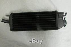 1984 1985 Nos Suzuki Rm125 R/h Radiator 17710-14501