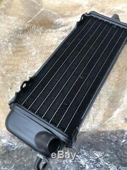 1984 nos suzuki rm 125 radiator left side