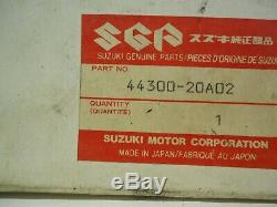 1985-1987 Suzuki Rg500 Gamma Oem Nos Petcock Fuel Tap Assembly 44300-20a01