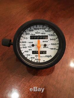 1986 Suzuki GSX-R750 speedometer, NOS, Zero original miles