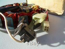 32101-38210 NOS Genuine Suzuki magneto stator 82-85 SP250