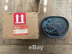 81-89 Suzuki GS 1100 GSX Katana NOS speedometer/tachometer in kilometers Rare