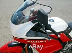 84-86 Suzuki gs1150 gs 1150 Windshield Tinted Windscreen wind screen shield oem
