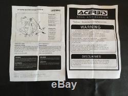 Acerbis Fuel Tank 4.25 Gal P/N 2140640002 NOS 1990-99 Suzuki DR350