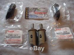 Aprilia suzuki 250 rs rgv 250rs 250rgv rgv250 rs250 valves exhaust new nos