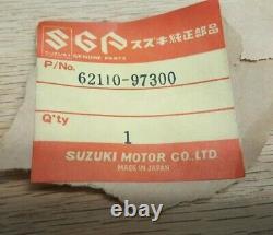 Genuine OEM Suzuki Snowmobile Meter Panel Console Cover 62110 97300 1972-74 NOS