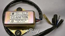 Genuine Suzuki Rm80 CDI 32900-46920 Ignitor Rm80 Nos Ignition CDI Box