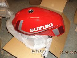 Gsx400e 1986 Tank Assy, Fuel (red) New Nos Suzuk Parts