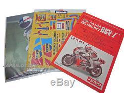 KYOSHO 1/8 RC Grand prix racer SUZUKI RGV- New Old Stock