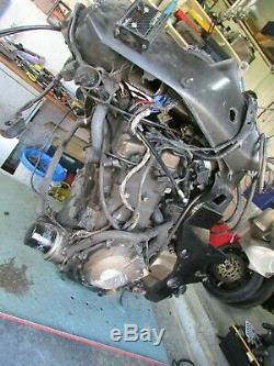 Kawasaki ZX12R 2003 ZX12-R complete engine kit car NOS Nitrous running gear etc