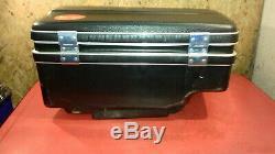 Krauser Koffer rechts BMW Honda Kawasaki Suzuki Guzzi luggage case NOS
