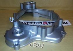 NOS 11341-43D00 RM125 Genuine Suzuki Clutch Cover / R. H. Engine Cover