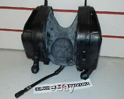 NOS 13700-14100 RM125 Genuine Suzuki Air Filter Box Assy
