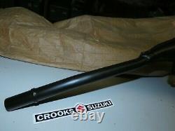 NOS 14310-27C21-H01 1990 RM125 L Genuine Suzuki Muffler / Exhaust