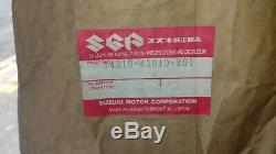 NOS 14310-43D10-H01 1993/94/95 RM125 P/R/S Genuine Suzuki Muffler / Exhaust