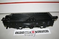NOS 17710-43D00 RM125 Genuine Suzuki Right Hand Radiator