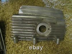 NOS 1973-77 Suzuki GT250 Hustler Cylinder Head Cover Set NEW GT 250 RAM OEM