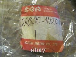 NOS 1977-79 Suzuki RM250 RM370 PE250 Kick Start Lever Starter Pedal NEW RM PE