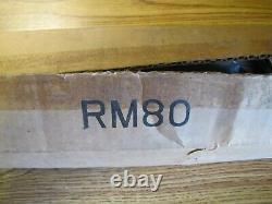 NOS 1977 Suzuki RM80B Aftermarket Off-Road Kit Muffler NEW Spark Arrestor RM 80