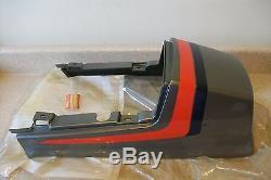 NOS 1983 Suzuki XN-85 Turbo 650 New Original Rear Seat Tail Cover Very Rare