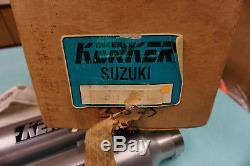 NOS 1988 Suzuki GSXR750 Kerker Exhaust Muffler Pipe Set, GSXR 750