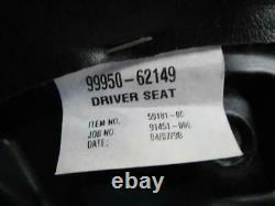 NOS 1998-2004 Suzuki VL1500 Studded Drivers Seat # 99950-62149 D1037