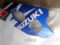 NOS 2004-2005 Suzuki GSX-R600 Left Under Cowling Cover 94408-29G00-YBB