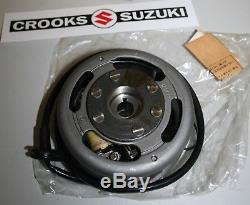 NOS 32100-46610 RM50 Genuine Suzuki Magneto Assy