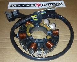 NOS 32101-14D20 DR350 (Off Road Only Model) Genuine Suzuki Magneto Stator Assy