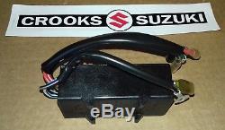 NOS 32900-27C00 Genuine Suzuki RM125 CDI Unit