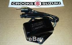 NOS 32900-41311 Genuine Suzuki RM100 CDI Unit Made in Japan by Nippon Denso