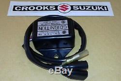 NOS 32900-41420 Genuine Suzuki PE175C / PE250 B/C CDI Unit Made by Kokusan Denki