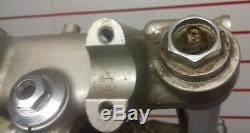 NOS 51100-14100-08C RM125 Suzuki 38mm Front Fork Assy, dusty and marked