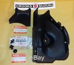 NOS 54260-14500 Suzuki RM125 / RM250 / RM500 E Front Brake Panel Cover Set