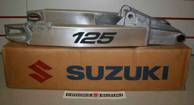 Nos 61000-43d10 Rm125 P 1993 Rear Swinging Arm Assy