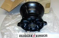 NOS 64110-14203 RM465 Genuine Suzuki Rear Wheel Hub, MAX. DIA. 130.7mm