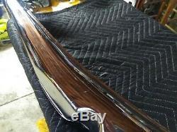 NOS 72 73 Suzuki GT750 Left Exhaust Pipe New NOS Suzuki Water Buffalo Exhaust