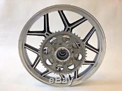 NOS DELTA MICS aftermarket wheel set Kawasaki Z900 Z1000 Honda CB Suzuki GT