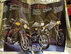 NOS Fairing Vetter yamaha Suzuki gs 1100 1000 750 650 honda gl cb xs cafe