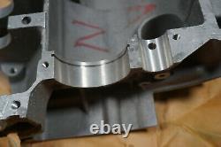 NOS Honda CA72 Dream Early Upper Engine Crankcase Half, CA77