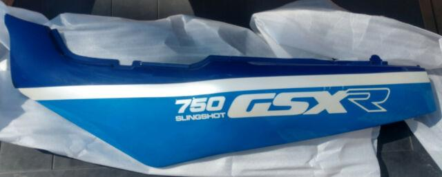 Nos New 1988 Gsxr750 Gsxr 1100 750 Side Fairing Cover Seat Cowling Left 89 90