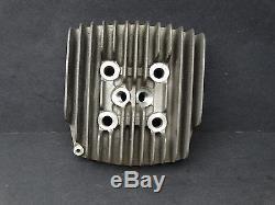 NOS New Suzuki 1972-1977 TC125 Cylinder Head 11111-27302